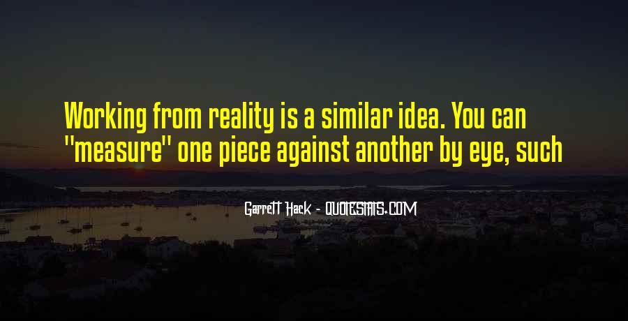Garrett'd Quotes #207036