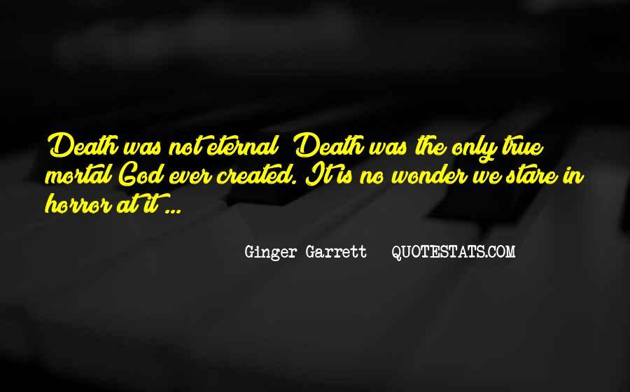 Garrett'd Quotes #213976