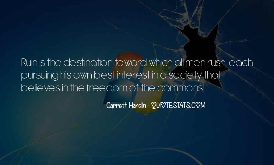 Garrett'd Quotes #227579