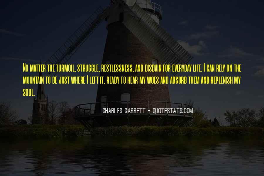 Garrett'd Quotes #228602