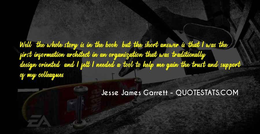 Garrett'd Quotes #232626