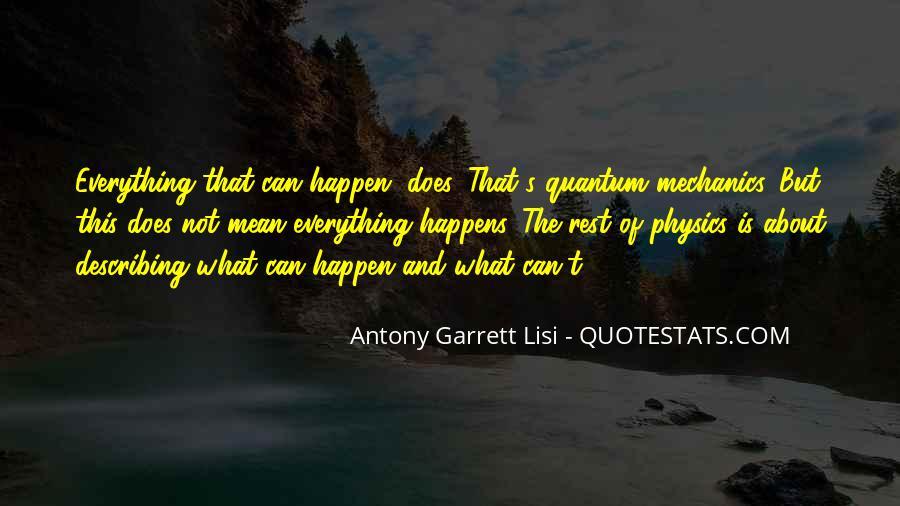 Garrett'd Quotes #248886