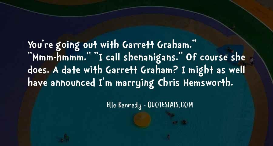 Garrett'd Quotes #33825