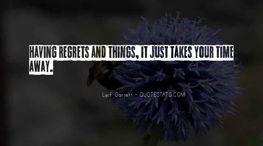 Garrett'd Quotes #39745