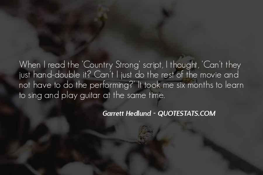 Garrett'd Quotes #40177