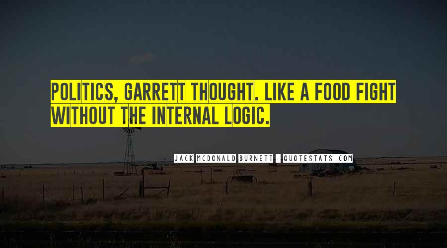 Garrett'd Quotes #61266