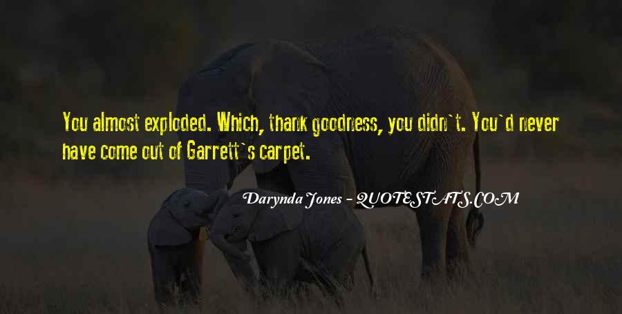 Garrett'd Quotes #828886