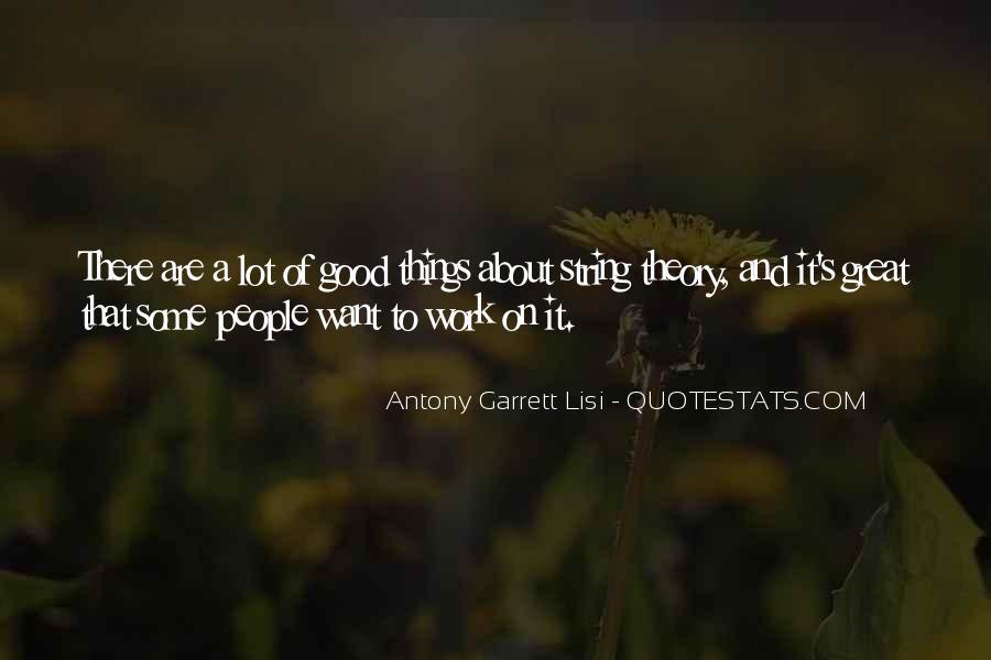 Garrett'd Quotes #96465