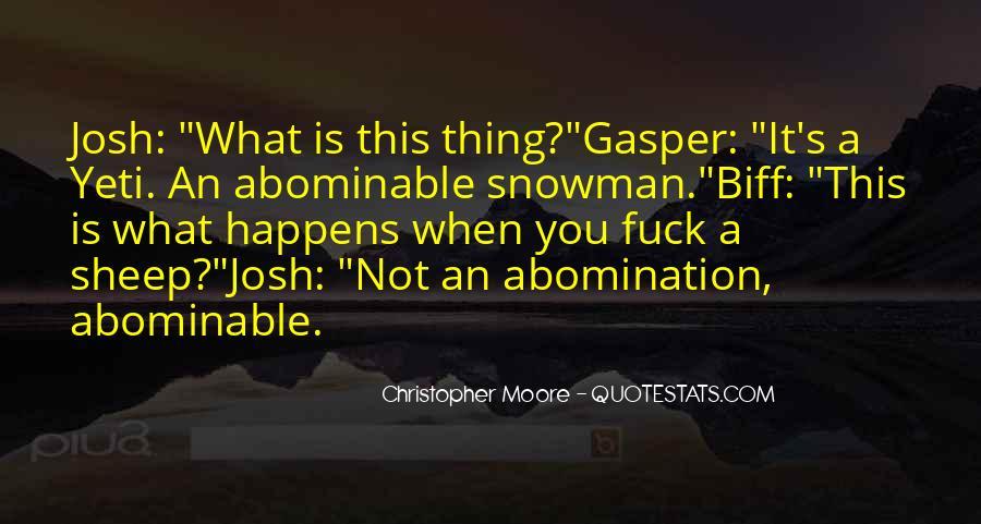 Gasper Quotes #839374