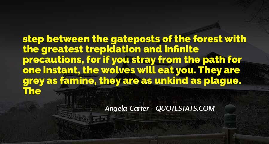Gateposts Quotes #641582