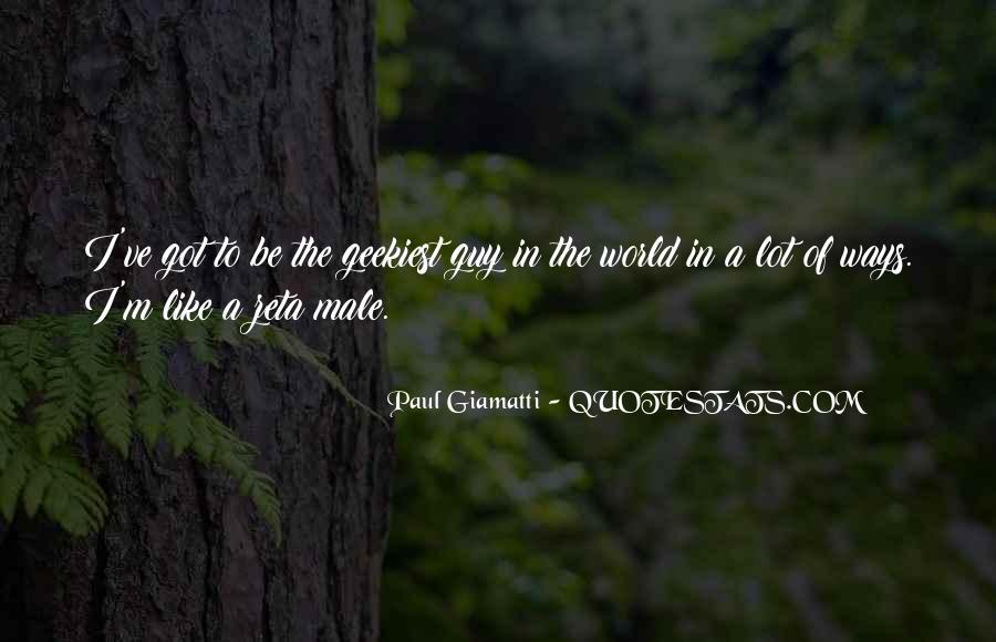 Geekiest Quotes #30775