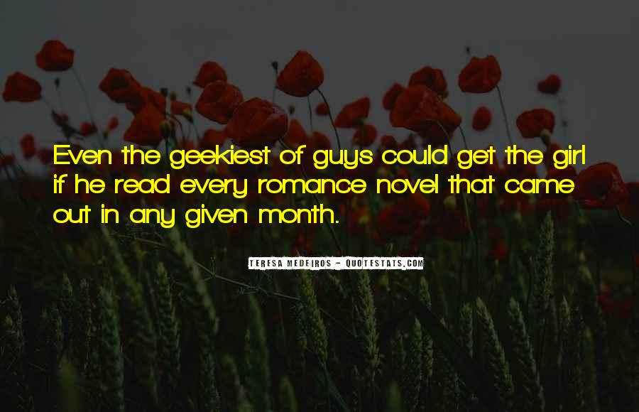 Geekiest Quotes #742594