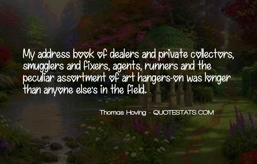 Quotes About Hangers #1080010