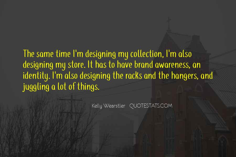 Quotes About Hangers #1243747