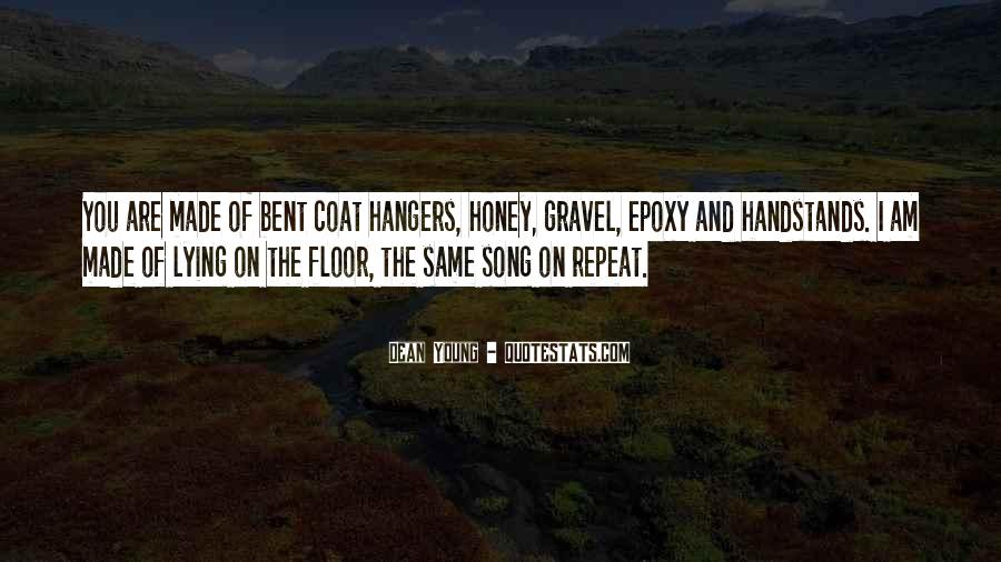 Quotes About Hangers #960782