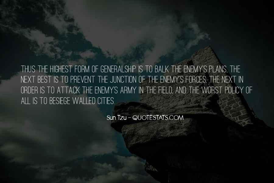 Generalship Quotes #1137778