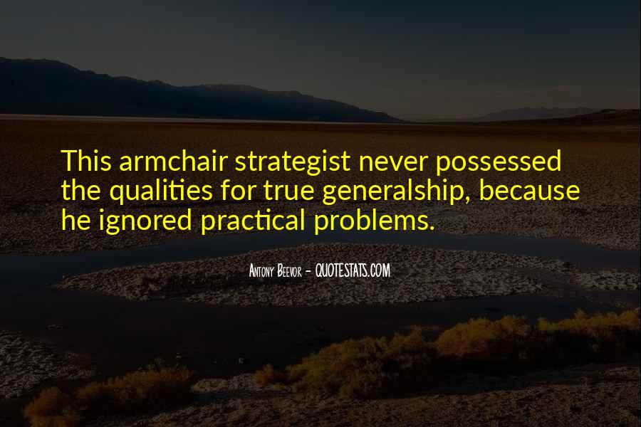Generalship Quotes #411713