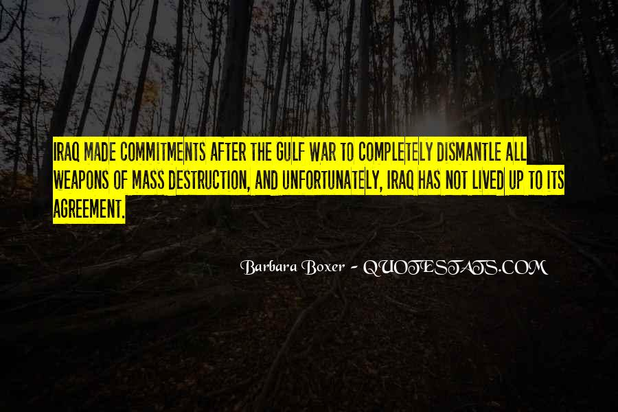 Quotes About Commitments #126777