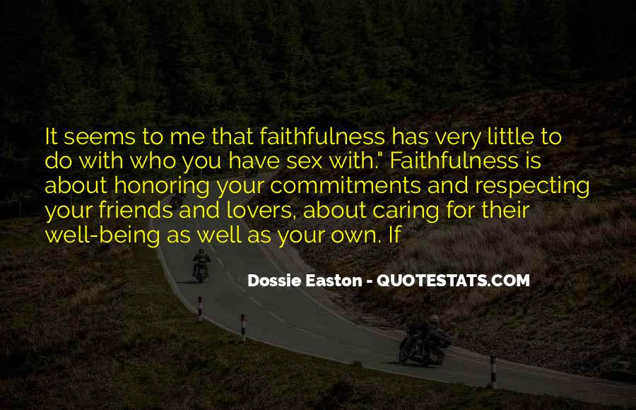 Quotes About Commitments #219603