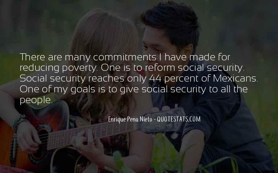 Quotes About Commitments #261858