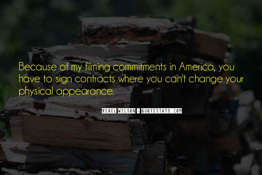 Quotes About Commitments #31529