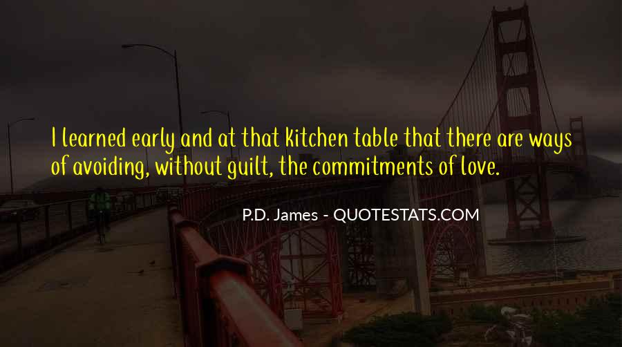 Quotes About Commitments #347623
