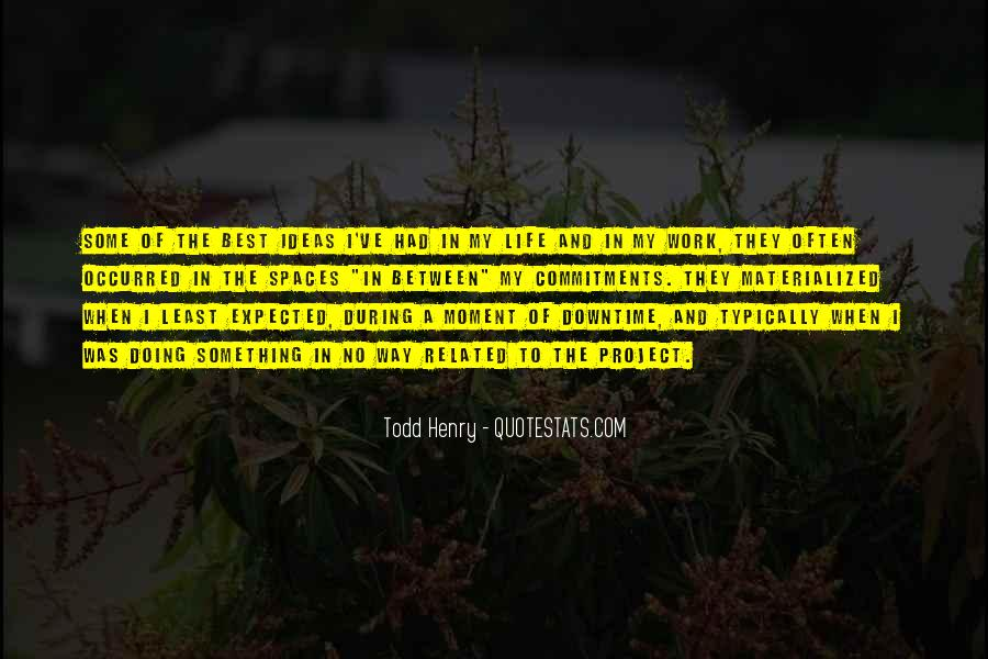 Quotes About Commitments #41539