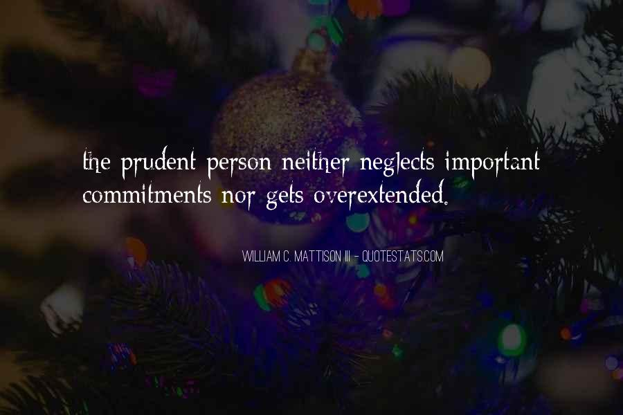 Quotes About Commitments #742966