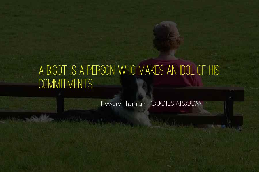 Quotes About Commitments #808961