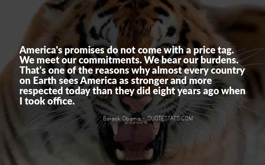 Quotes About Commitments #87850