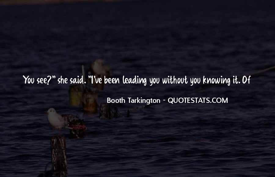 Quotes About Leading Yourself #1855122
