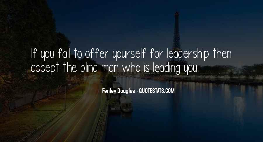 Quotes About Leading Yourself #383000