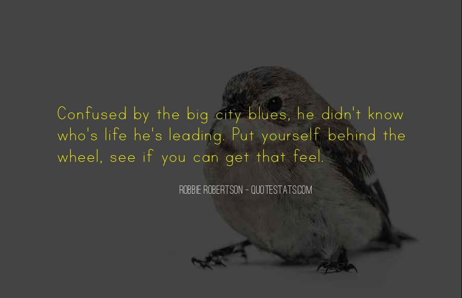 Quotes About Leading Yourself #564893