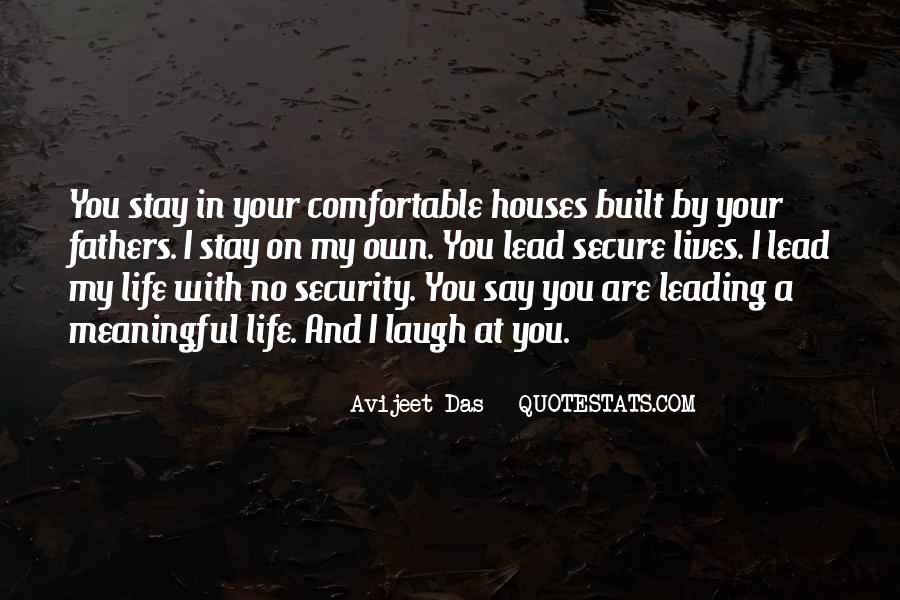 Quotes About Leading Yourself #688682