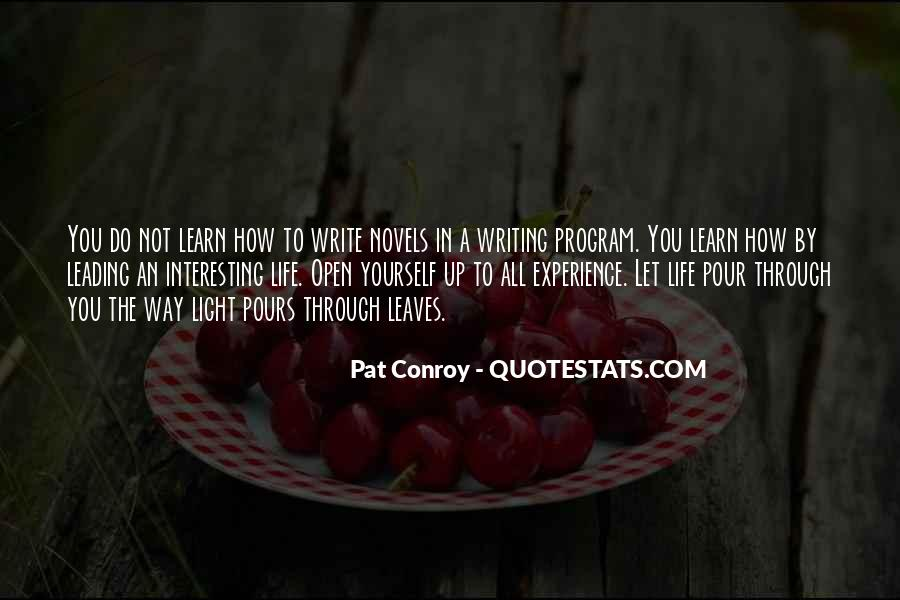 Quotes About Leading Yourself #835072