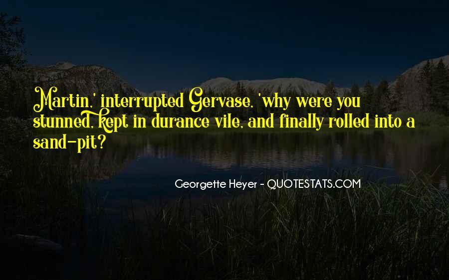 Gervase's Quotes #1517752