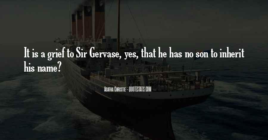Gervase's Quotes #631357