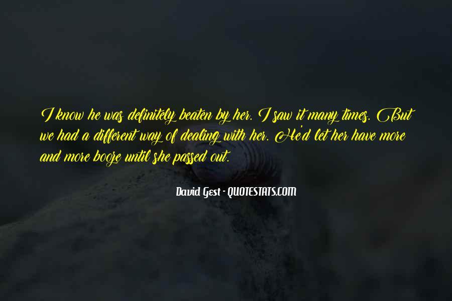 Gest Quotes #92998