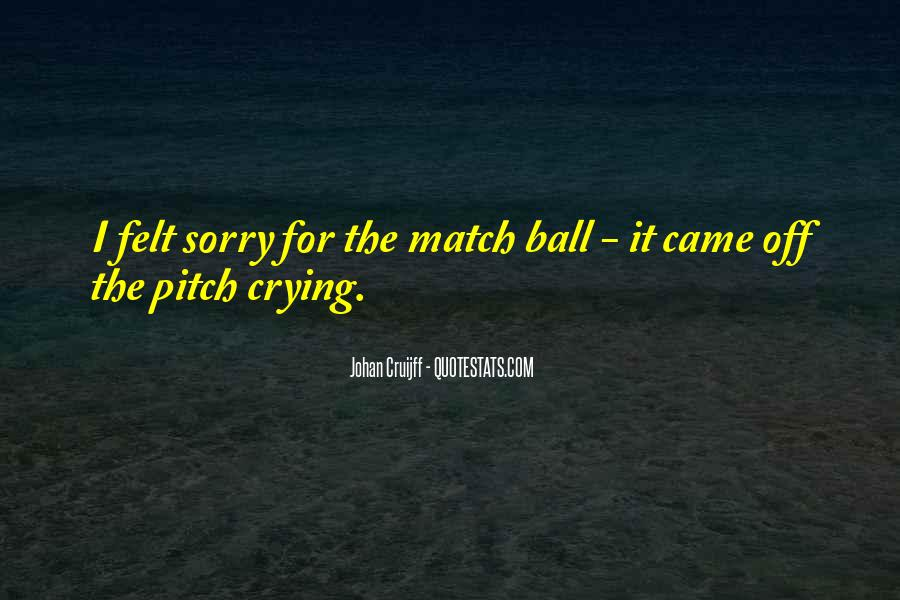 Quotes About Football Pitch #1347020