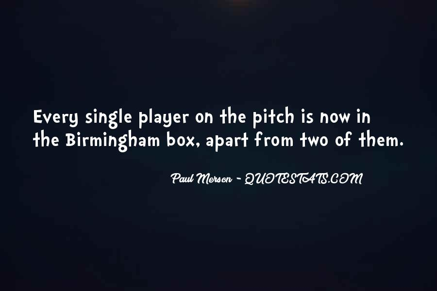 Quotes About Football Pitch #1790275