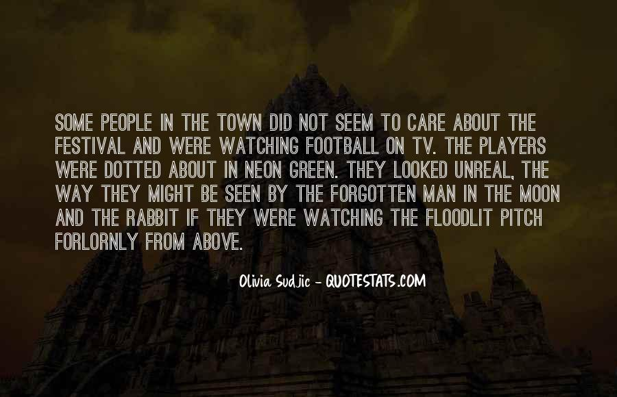 Quotes About Football Pitch #443663