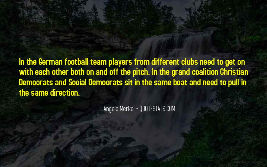 Quotes About Football Pitch #747352