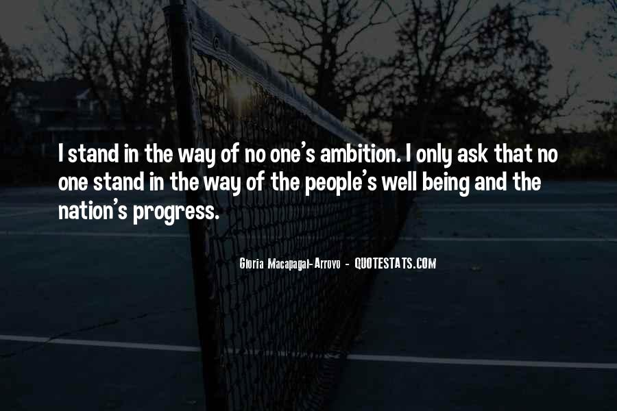 Quotes About Being That One And Only #744182