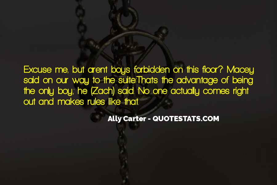 Quotes About Being That One And Only #877911