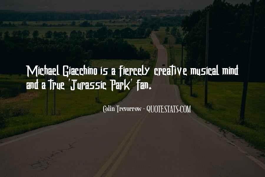 Giacchino's Quotes #1149285