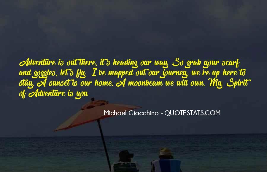 Giacchino's Quotes #1418552