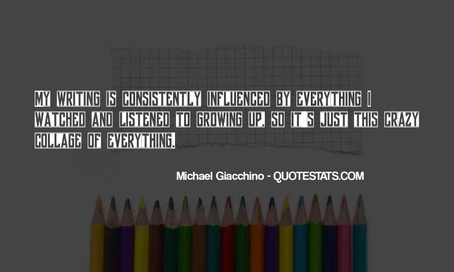 Giacchino's Quotes #475667