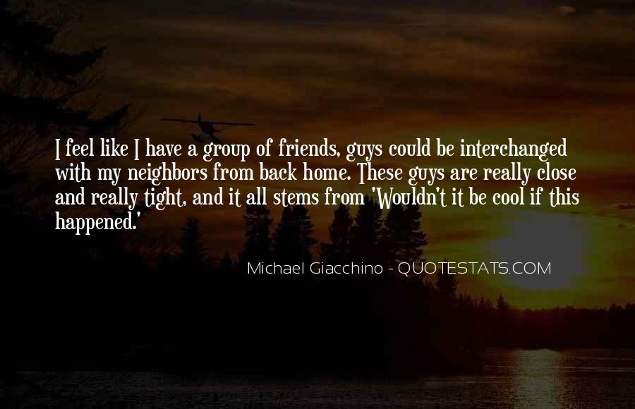Giacchino's Quotes #598499