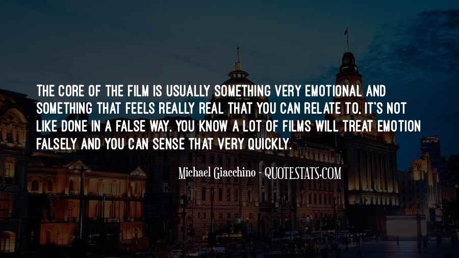 Giacchino's Quotes #605771