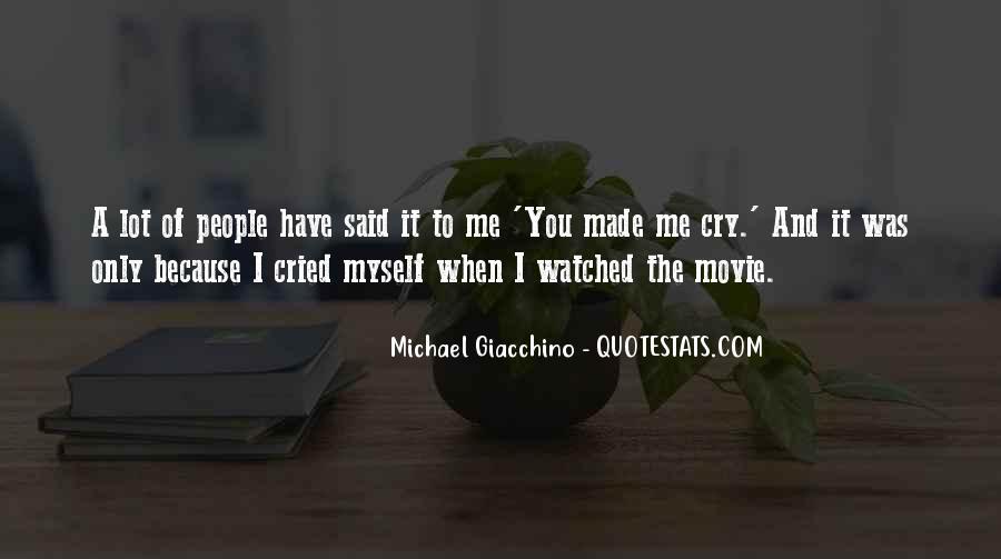 Giacchino's Quotes #882307
